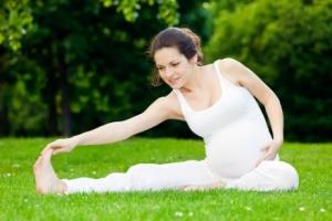 Правильный образ жизни при беременности