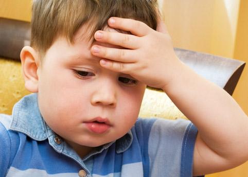 Повышенная утомляемость у ребенка