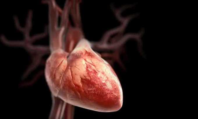 Препарат может спровоцировать угнетения работы сердечной мышцы