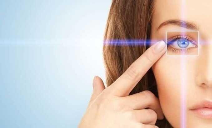 Препарат может вызывать побочный эффект в виде светочувствительности