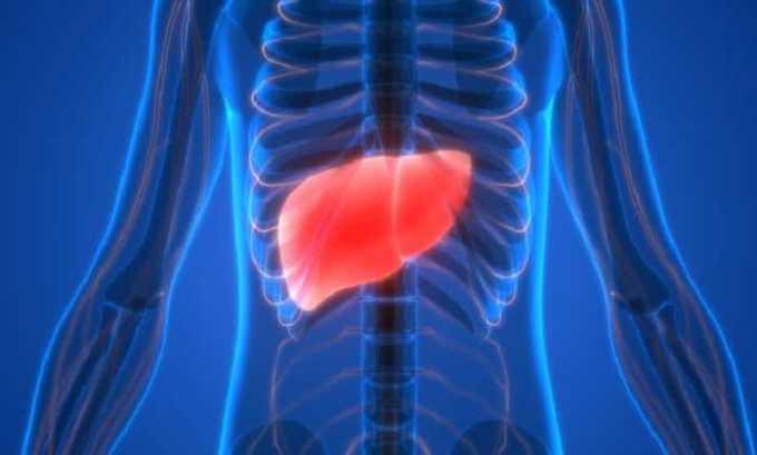Ацетиловую кислоту не рекомендуется применять пациентам с болезнями печени