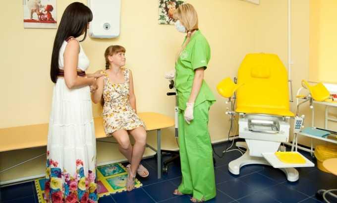 Гинекологи не рекомендуют употребление средства девочкам