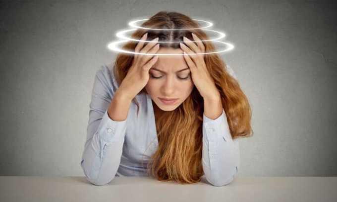 При передозировке препаратом возникает головокружение