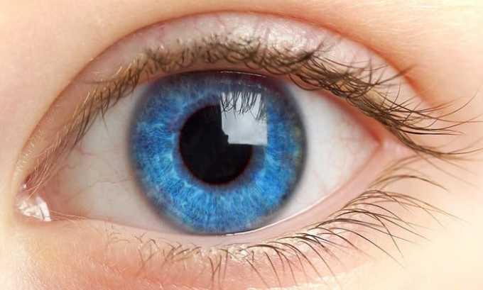 В случае длительного применения у человека может появляться потеря четкости зрения
