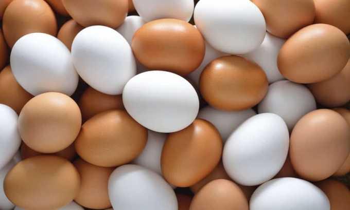 Вареные яйца разрешены при хроническом цистите