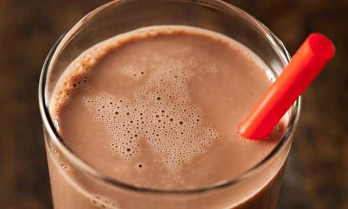 Во время болезни откажитесь от какао