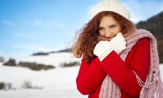 Переохлаждение может вызывать инфекционное воспаление мочевого пузыря