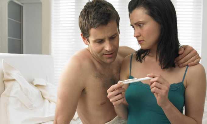 Замена функциональных тканей соединительными может привести к возникновению спаек, повышению риска наступления внематочной беременности или бесплодию