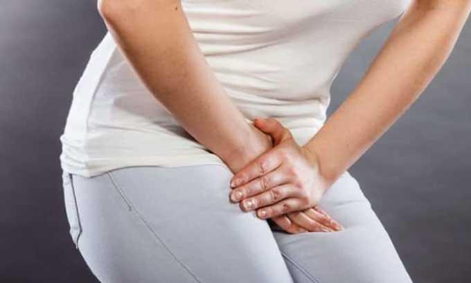 Использование арбуза при цистите устраняет болевой синдром