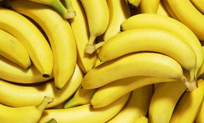 Бананы запрещены при хроническом цистите