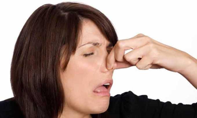 Химический запах отмечается при неинфекционном цистите и во время приема некоторых медикаментов