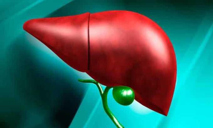 При печеночно-клеточных опухолях назначают Нексавар