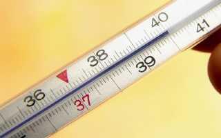 Повышение температуры при цистите