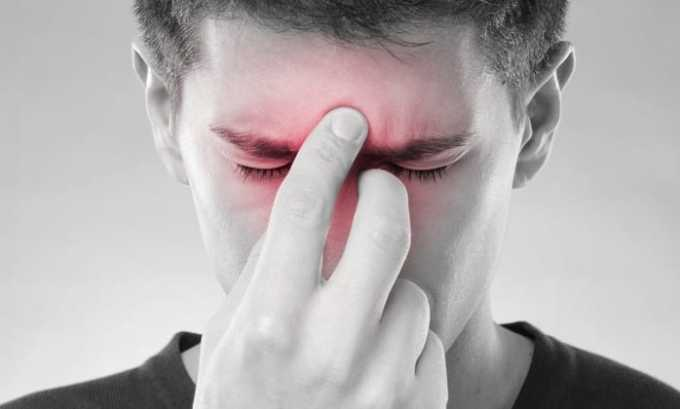 После введения импланта может появиться головная боль