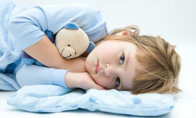Нарушение сна - симптом воспаления мочевого пузыря