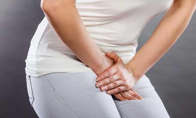 Таблетки противопоказаны пациентам, у которых проблемы с мочеиспусканием