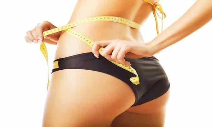 Некоторыми женщинами препарат применяется как чай для похудения