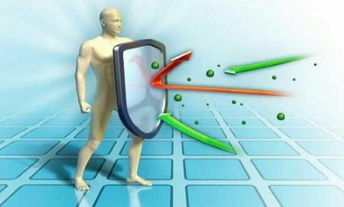 Препарат помогает укрепить иммунную систему