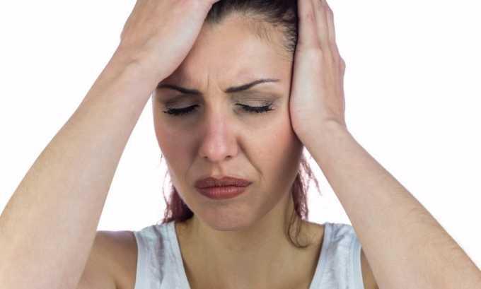 Показанием к употреблению Но-Шпы является головная боль
