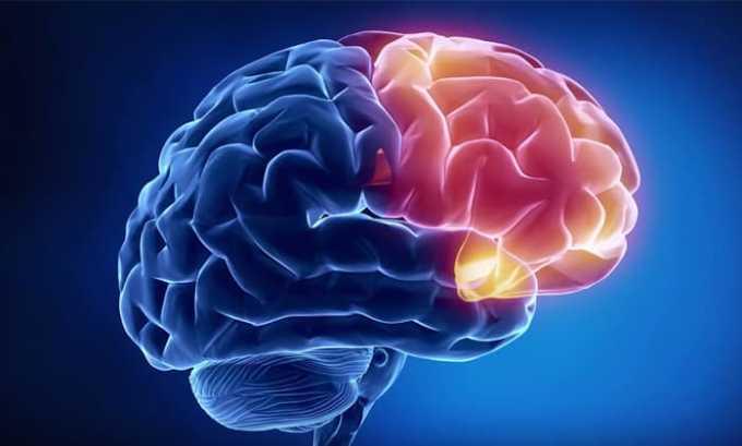 Фуросемид применяют при отеке мозга