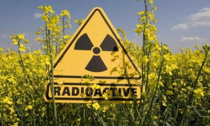 Радиация способствует ускоренному делению клеток, приводящему к формированию доброкачественных новообразований