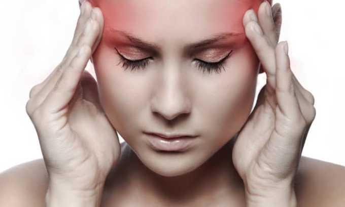 Применение анальгина рекомендуется при головной боли
