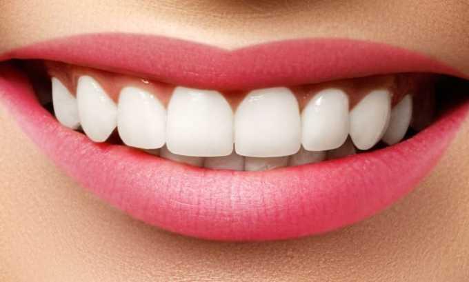 Аминокислота поддерживает зубную эмаль в хорошем состоянии