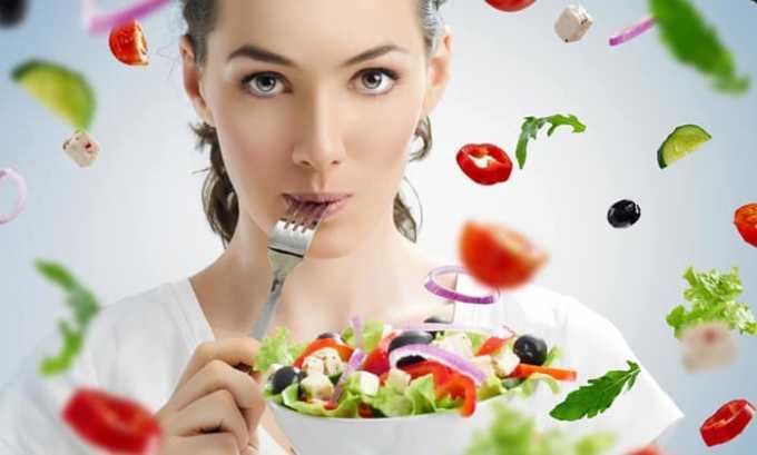 При диетах назначают Изолейцин