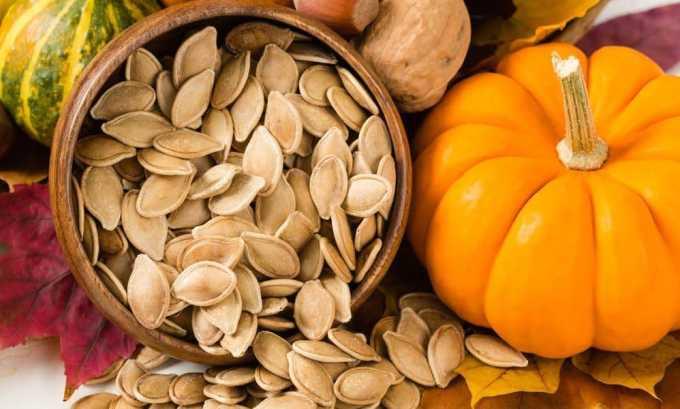 Стакан тыквенных семечек в день помогает снять основные симптомы цистита