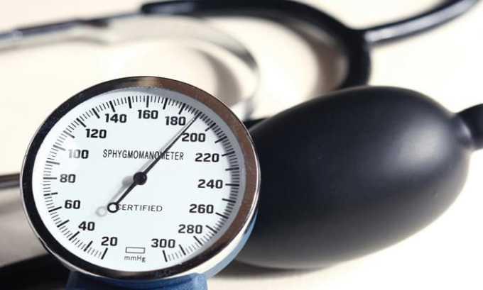 Препарат применяю для лечения повышенного давления