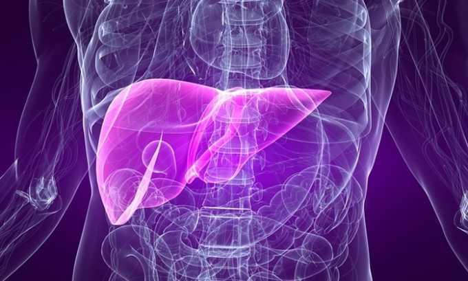 Вирусный гепатит является показанием к применению мази Кортизон