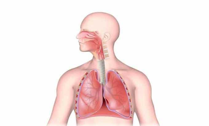 Диклофенак используют при инфекции верхних дыхательных путей