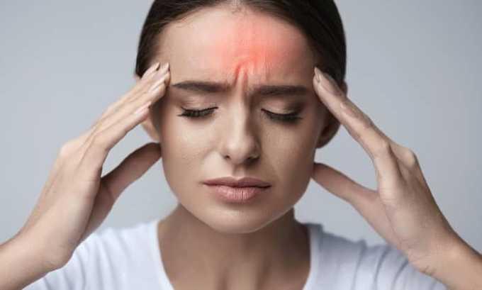 Препарат часто принимают для лечения мигрени