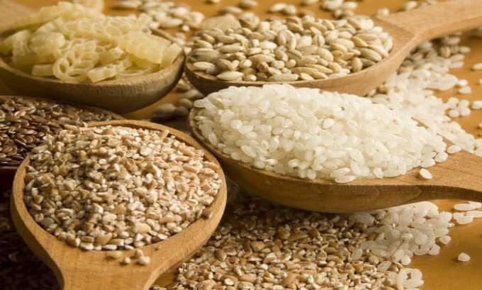 Аминокислота содержится в таких источниках пищи, как крупы