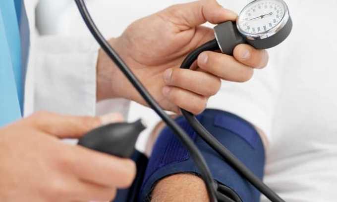 Аспирин назначают при повышенном давлении