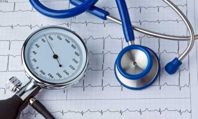 Лизиноприл назначается при артериальной гипертензии