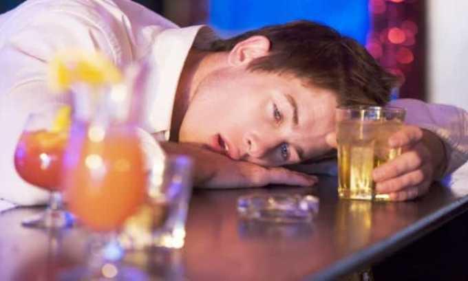 Глицин Био более эффективен при алкогольных интоксикациях
