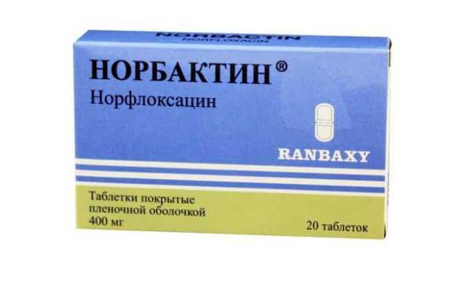 К дешевым аналогам препарата относят Норбактин (таблетки)