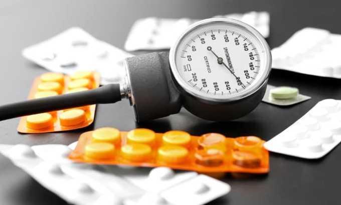 Лекарство оказывает помощь при артериальной гипертензии