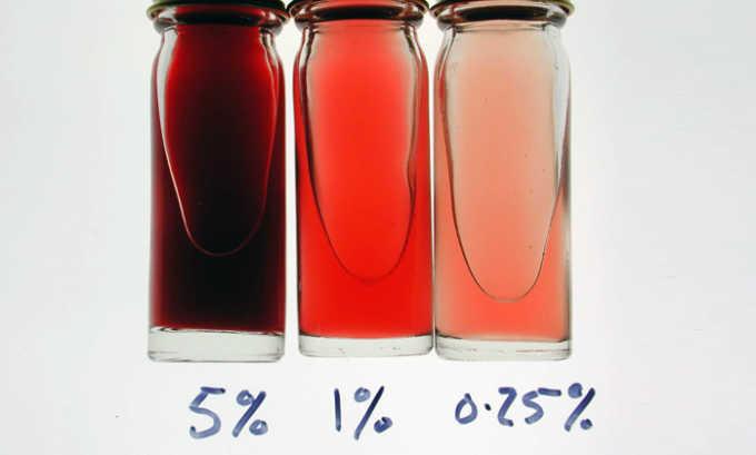 Вторичным симптомом заболевания является кровь в моче