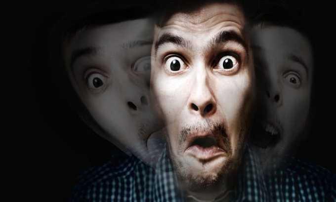 При введении Дексаметазона могут наблюдаться галлюцинации