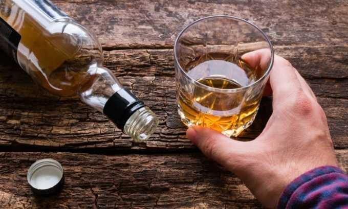 Данные о совместимости Гидрокортизона с алкоголем отсутствуют
