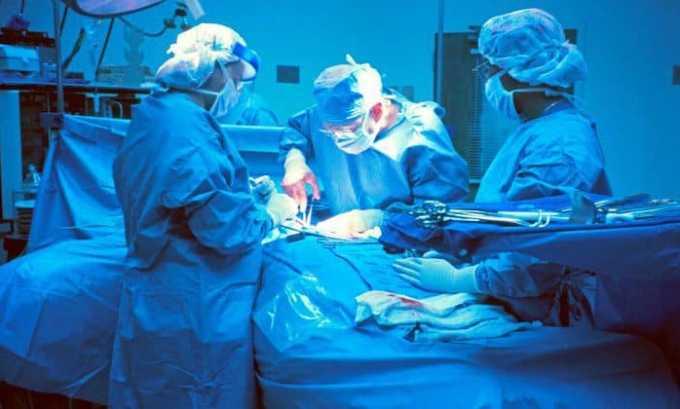 Препарат также может быть назначен в профилактических целях после проведенных операций
