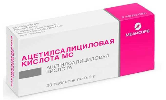 Ацетилсалициловая кислота понижает концентрацию диклофенака в крови