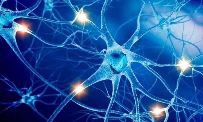 Во время приема препарата возможно появление сбоев нервной системы