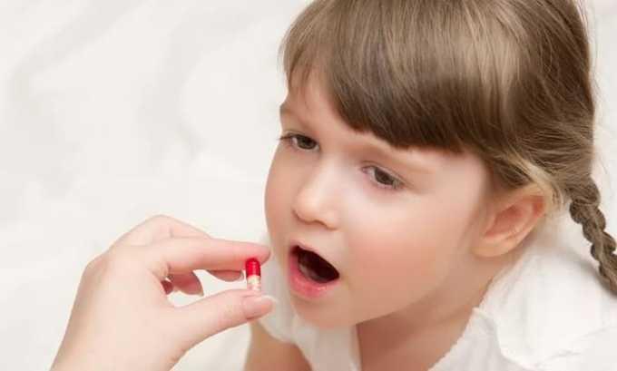 Прием сульфаниламидов или иммуносупрессоров может вызвать цистит у ребенка