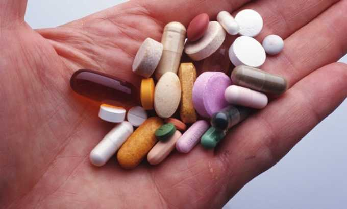 Заражение бактериями может вызвать продолжительный прием антибактериальных препаратов