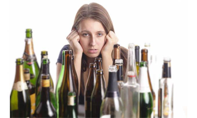 Препарат противопоказан при хроническом алкоголизме