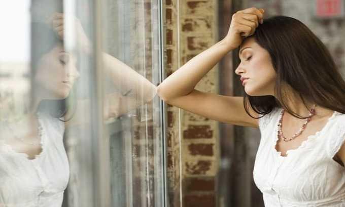 Глицин и Тенотен назначают при неврозах, стрессе, депрессии