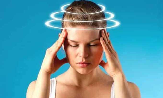 Лекарственное средство можно использовать при наличии головных болей